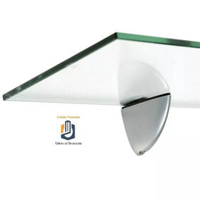Soporte para repisas de vidrio