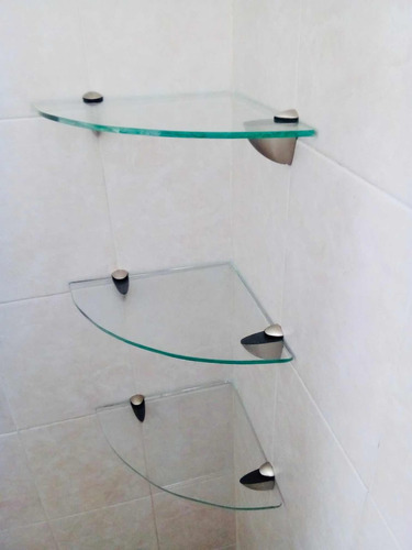 repisas de cristal