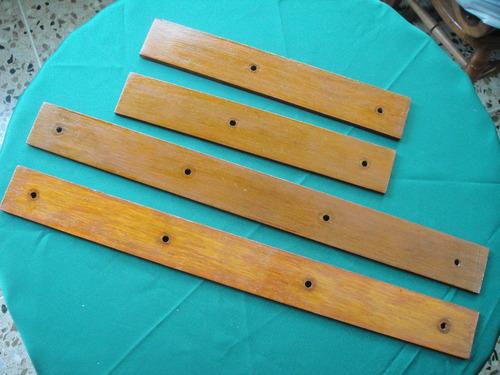 repisas  de madera pequenas   desarmables  nuevas importadas