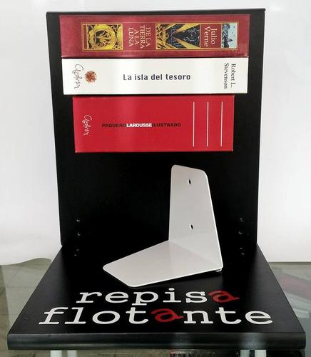 repisas flotantes minimalistas (precio por dos piezas)