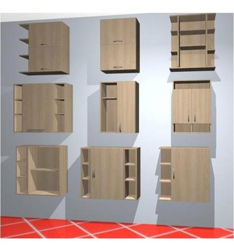 repisas minimalistas flotantes juego de 3 piezas decoración