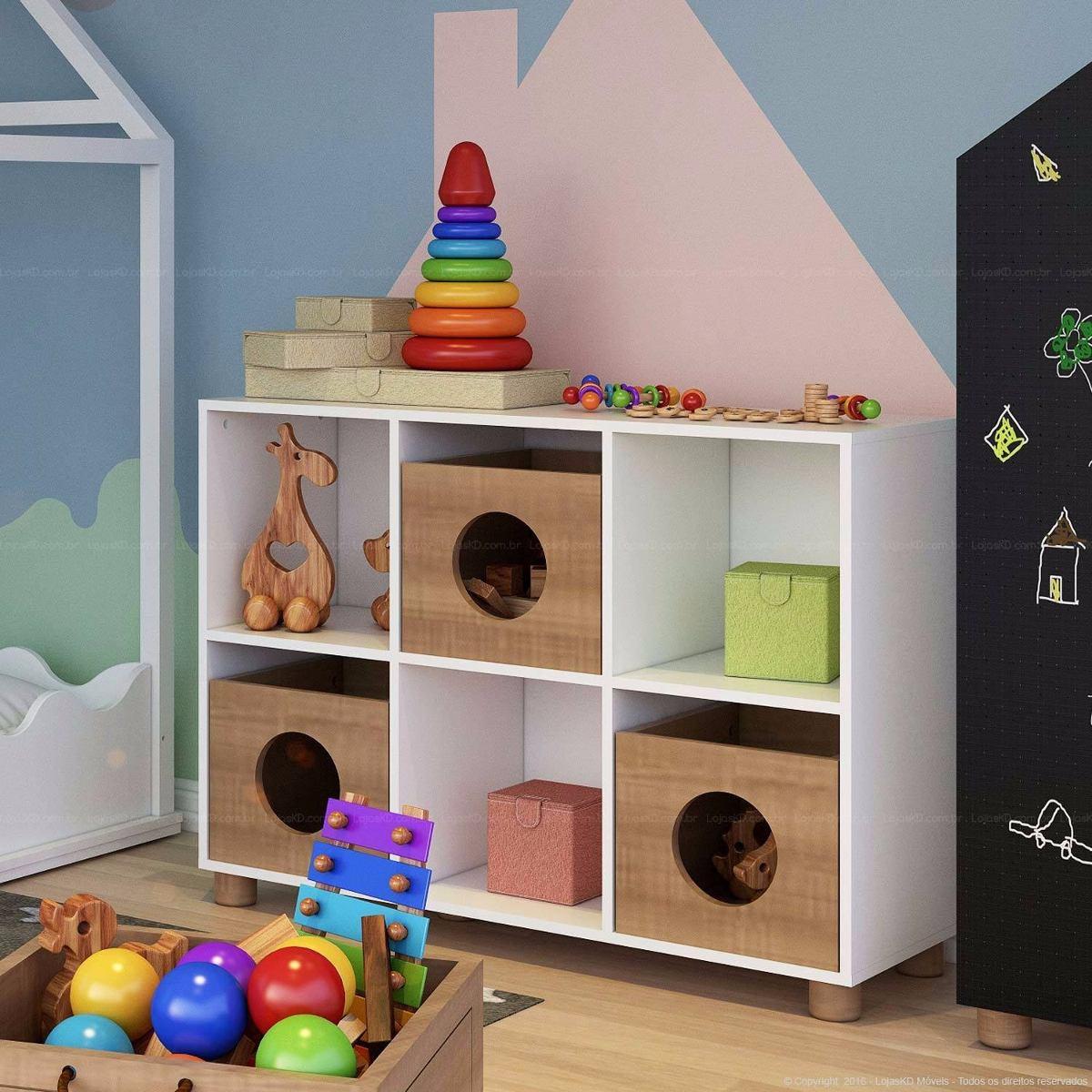 repisas para juguetes libros babyrooms en