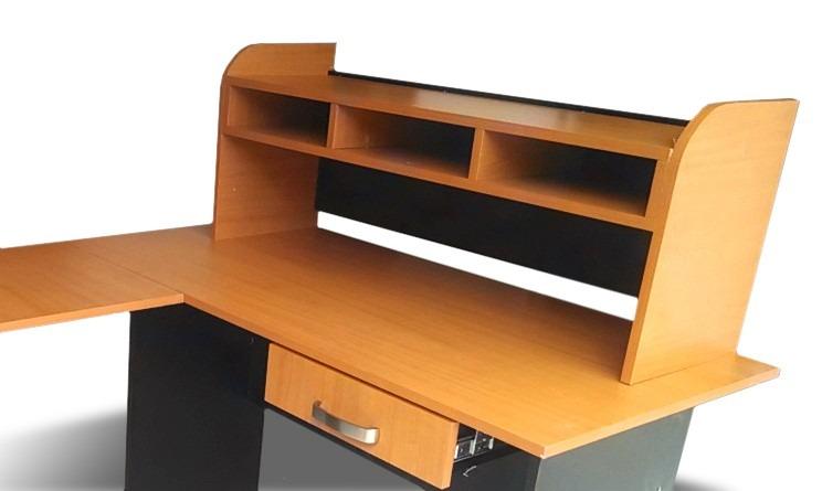 Repisero o estante para escritorio oficinas escuelas for Proveedores de escritorios para oficina
