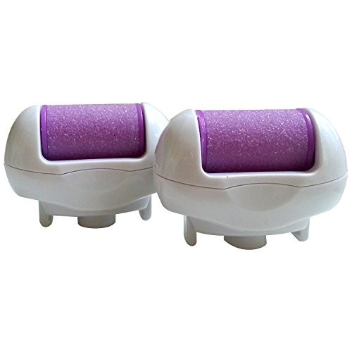 replacement rollers for care me rechargeable callus remover