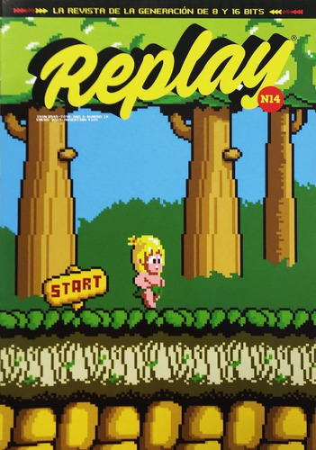 replay #14 - videojuegos retro wonder boy moonwalker