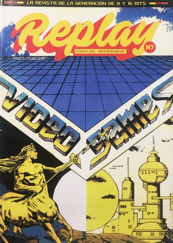 replay #7 - trucotron - museo informatica argentina flippers