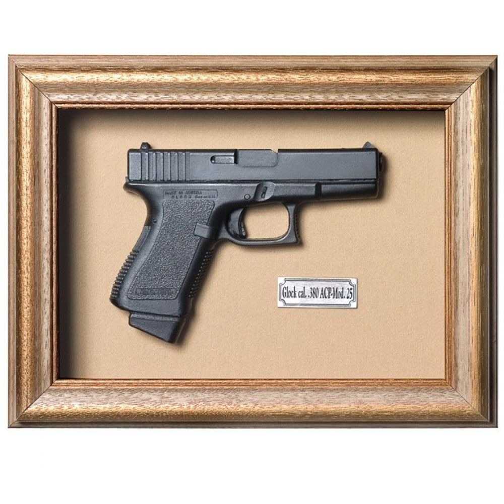 9d504e2c42f Réplica Arma Glock Cal.380 Acp-mod 25 - 23 - R  219