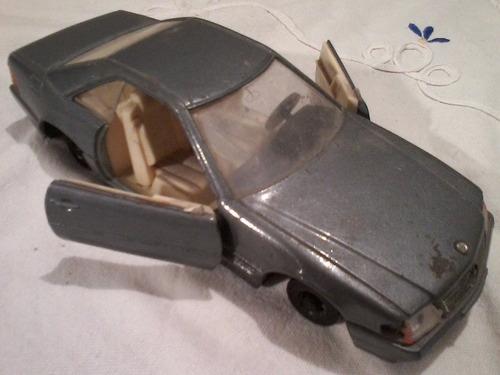 replica auto mercedes benz 500 sl año 1989 leer medidas
