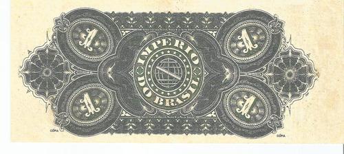 réplica cédula 1 mil réis - r015