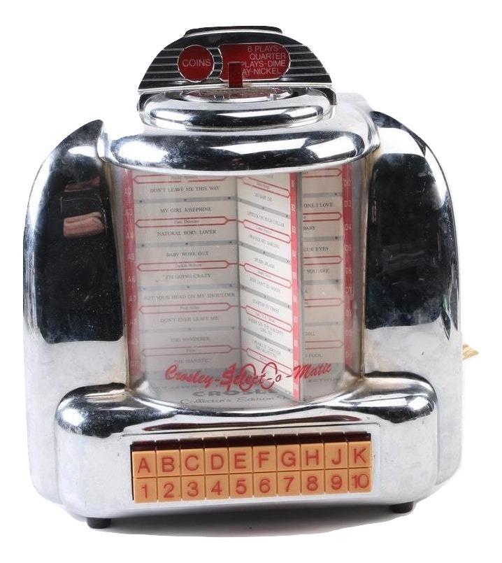Replica Crosley Cr-9 Radio Am Y Fm