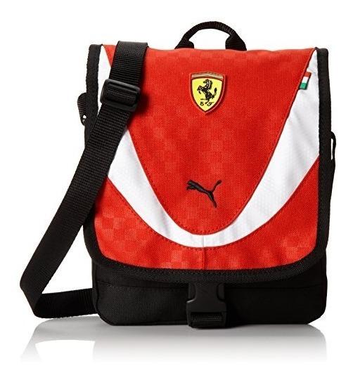 mejor selección 2b8a6 47e19 Replica De Puma Ferrari Bolso Bandolera Portatil Para Hombre