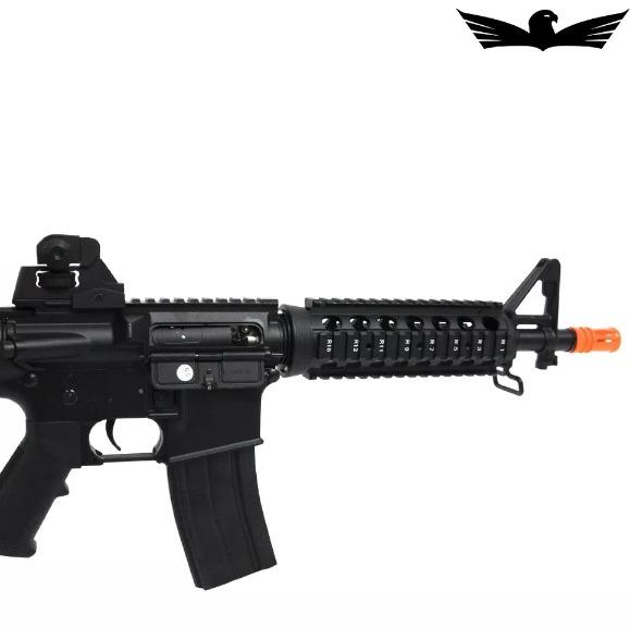 fdbe978ee98 Replica De Rifle M4.. Fuzil De Metal.. - R  3.199