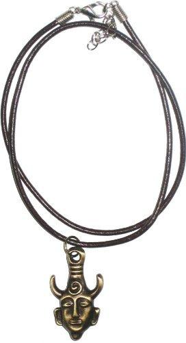 réplica do amuleto de dean winchester - supernatural