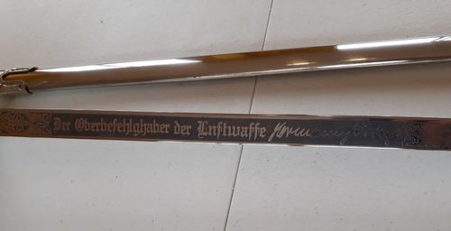 réplica espada alemana legión cóndor guerra civil española
