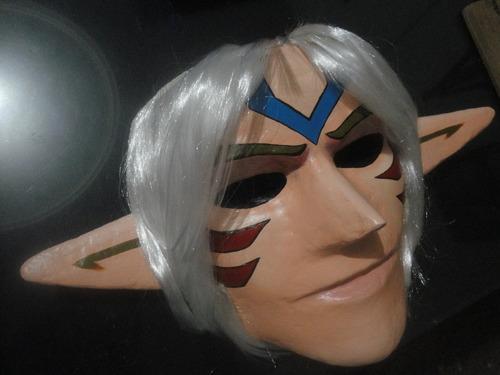 replica mascara de majora tamaño real!