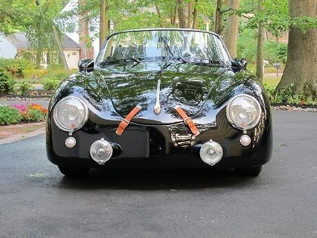 replica porsche speedster 356 conversivel