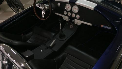 réplica shelby cobra 427 - rs - v 8 - 341 ford mustang usa