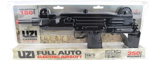 replica uzi carbine tactical airsoft electrica de 6mm