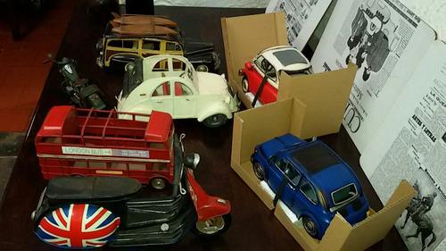 réplicas de autos clásicos  coleccionables