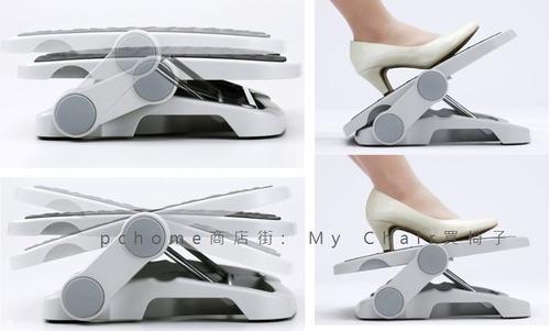 reposa apoya pies aidata ergonomico oficina ajustable