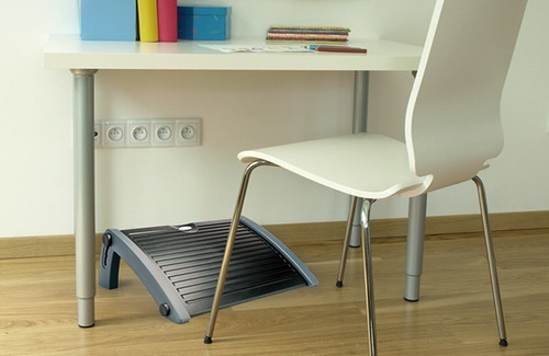 reposa apoya pies postura ergonomico aidata oficina piernas