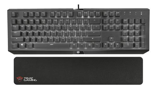 reposamuñecas para teclado trust gxt 766 flide