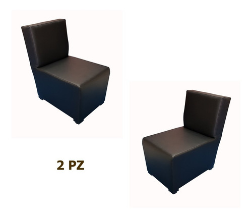 reposapies sillon lins 40cm lounge bar minimalista 2 pz