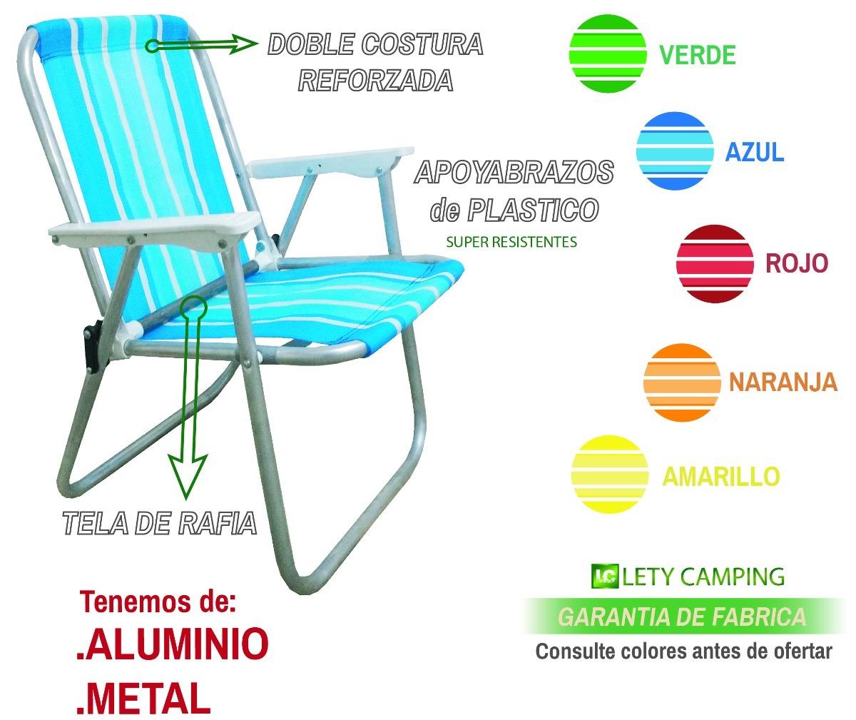 PlayaCamping Plegable Fabricantes De Reposera Silla Somos Yb7gyvIf6