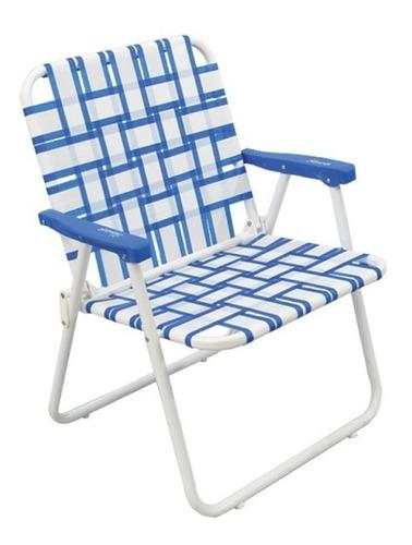 reposera sillon descansar 1 posicion 10008 caño 7/8 pintado