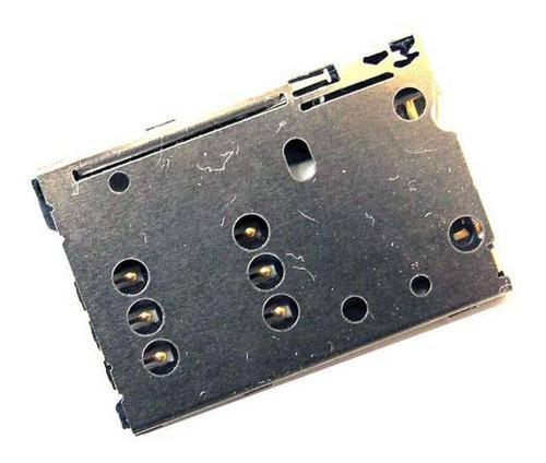 reposição bandeja chip slot sim card  nokia n8 c7 original