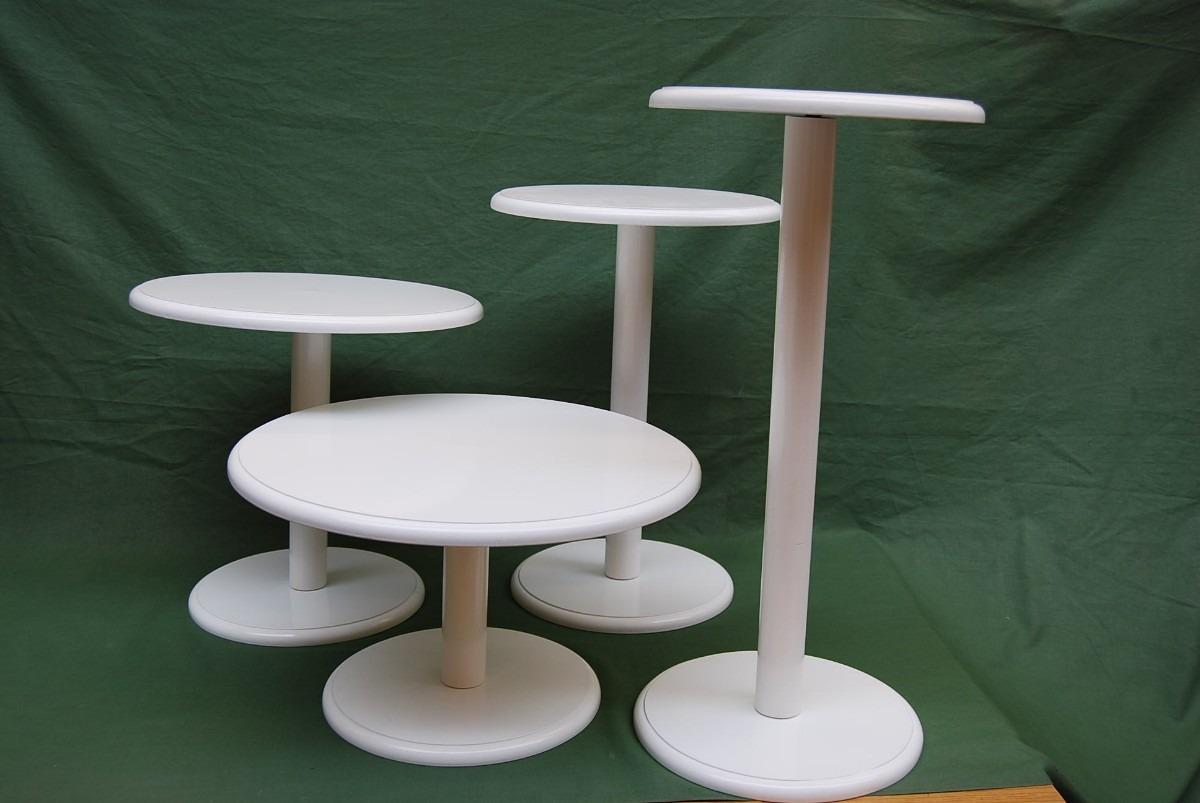 Muebles Separadores : Reposteria bases giratorias para decorar tortas