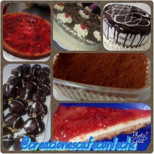 reposteria, pasteleria, tortas, dulces y mas