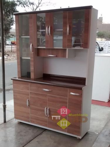 repostero muebles cocina amoblar remodelacion melamine 4