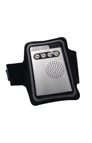 reproductor 3w bluetooth + cargador portatil bateria litio 2