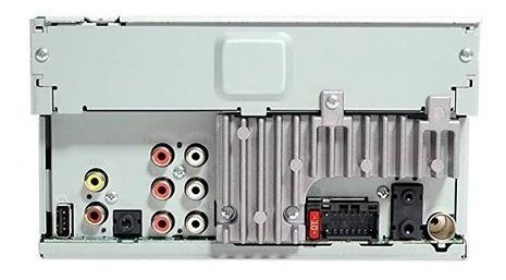 reproductor audio pioneer 2din pantalla 6,2pulg bluetooth