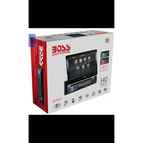 Reproductor Boss Bv9973