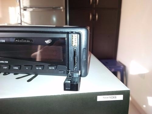 reproductor carro koonga lkn100 music usb sd radio mp3 692 +