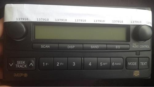 reproductor cd hilux kavak original mp3