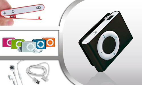 reproductor clip mp3 music player!! gangaaa!!!