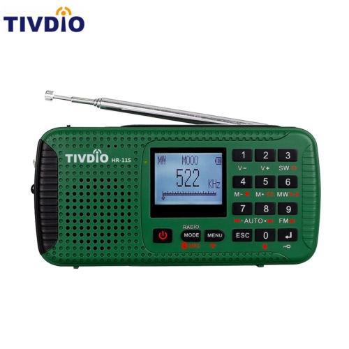 reproductor de bluetooth mp3 radio de emergencia solar
