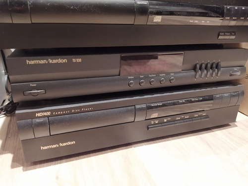 reproductor de cd harman kardom hd7400