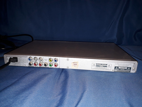reproductor de dvd admiral modelo adm436 - repuestos reparar