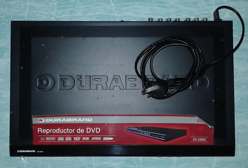 reproductor de dvd durabrand usb