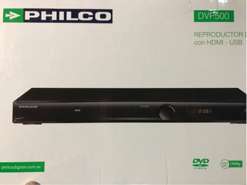 reproductor de dvd philco dvp 500