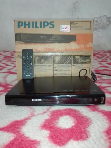 reproductor de dvd philips usb 2.0