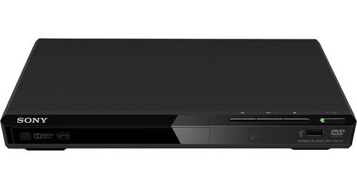 reproductor  de dvd sony con conectividad usb