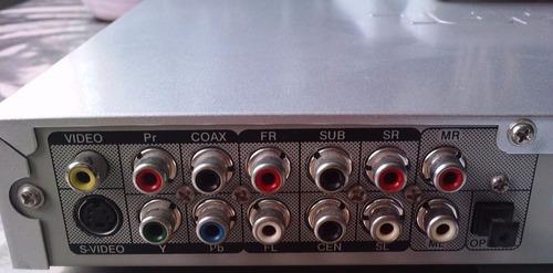 reproductor de dvd y cd marca royal c/control remoto rdv -61