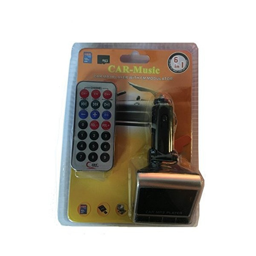reproductor de música mp3 dispositivo portátil con modulador