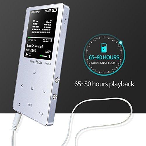 reproductor de música mp3  mp4, de 8gb