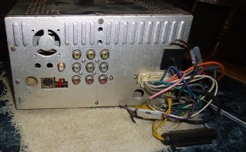 reproductor de pantalla para carro